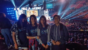 Kids at We Day