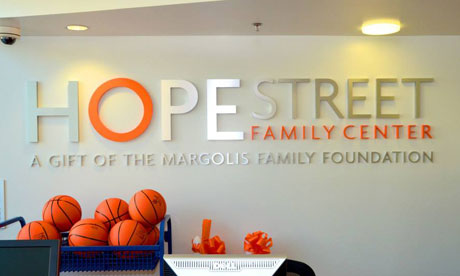 Hope Street Family Center Youth Center